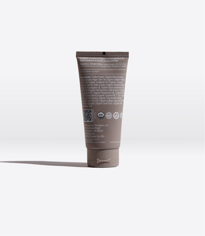 Recover CBD Lotion (RED)