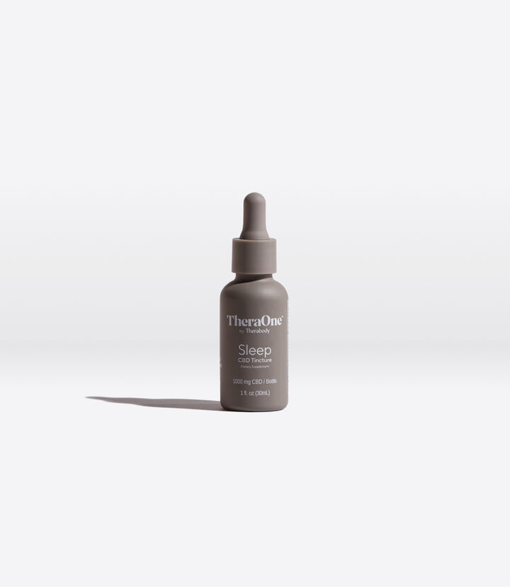 Set Product Image: Sleep CBD Tincture