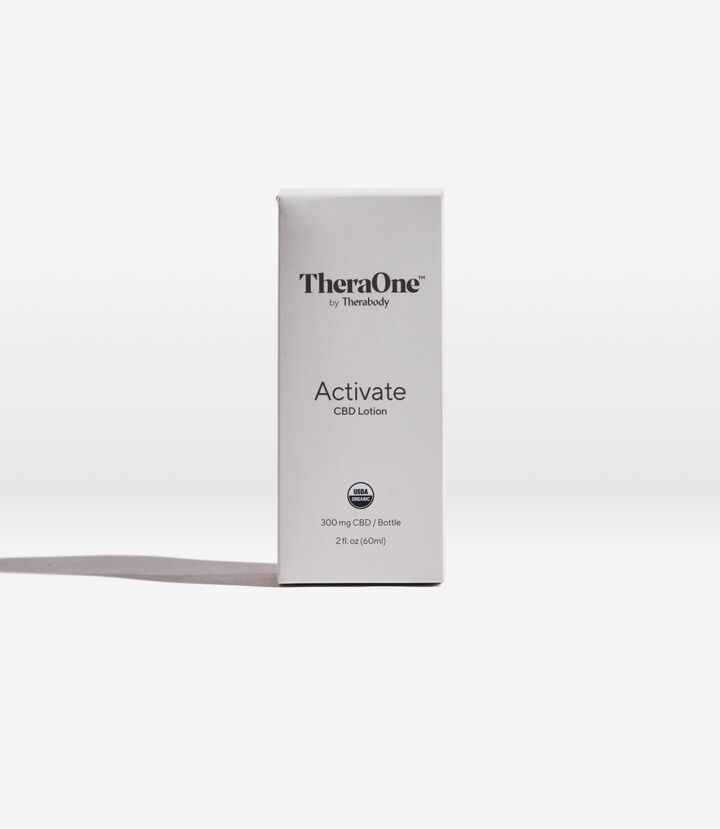 Activate CBD Lotion