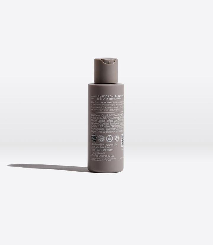 Soothe CBD Massage Oil