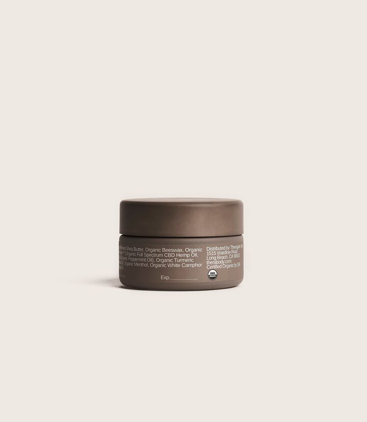 Revive CBD Body Balm (Jar)