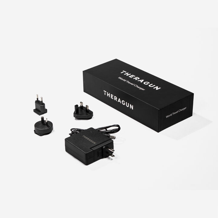 World Travel Charger with box