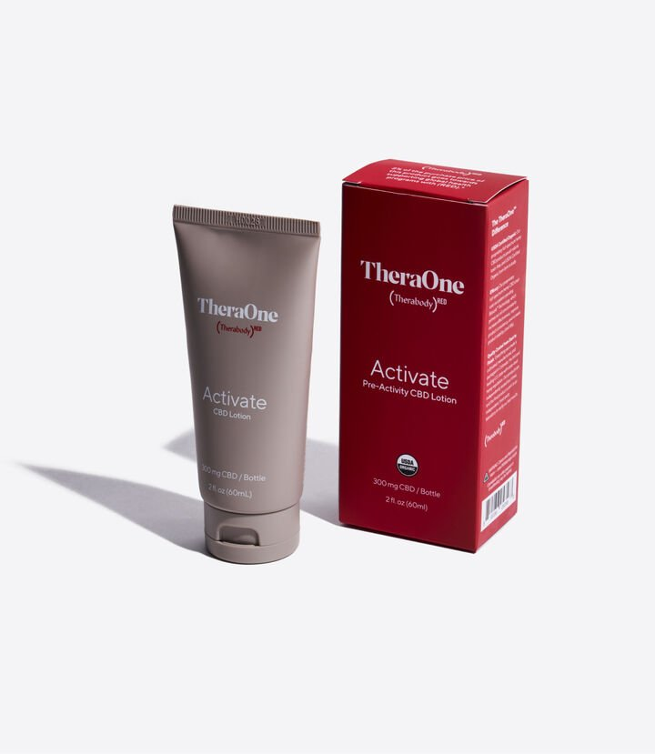 Activate CBD Lotion (RED)