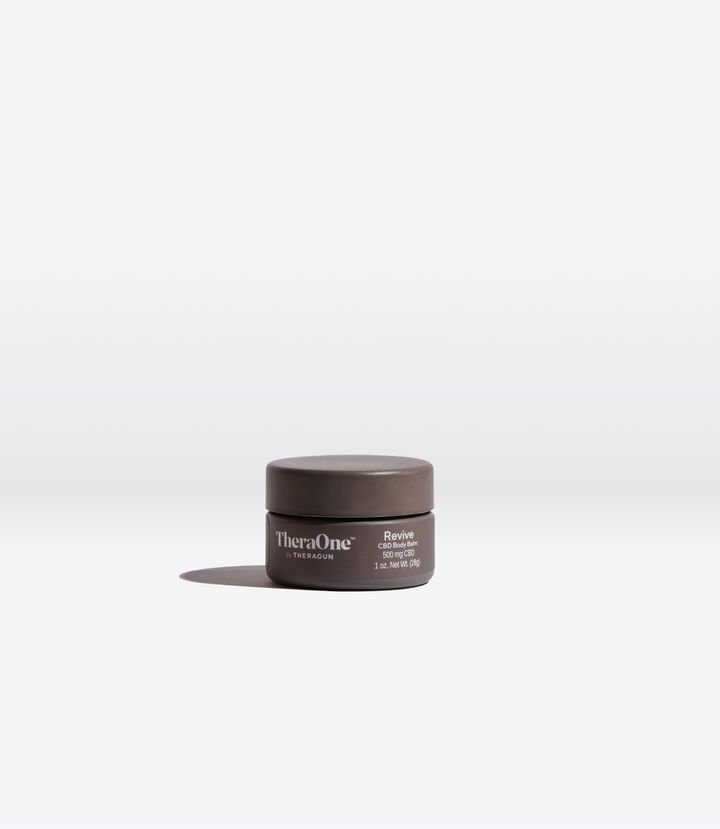 Set Product Image: Revive CBD Body Balm (Jar)