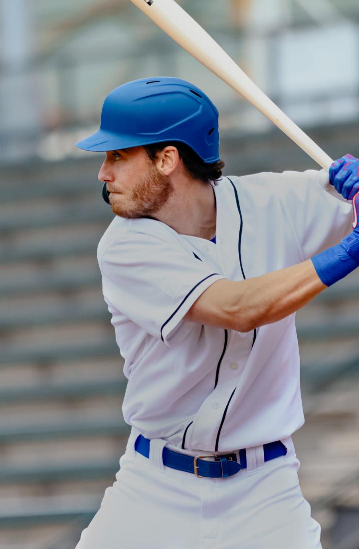 Cody Bellinger playing baseball