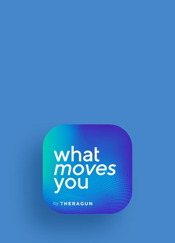 What Moves You podcast logo