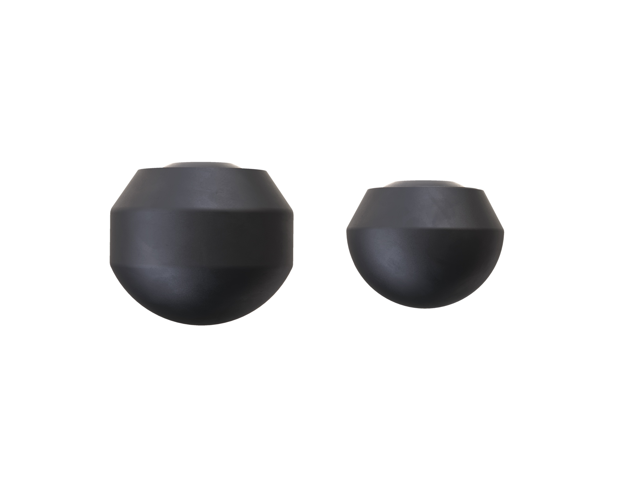 Dampener and Standard Ball Attachment