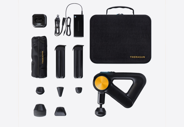device with all accessories