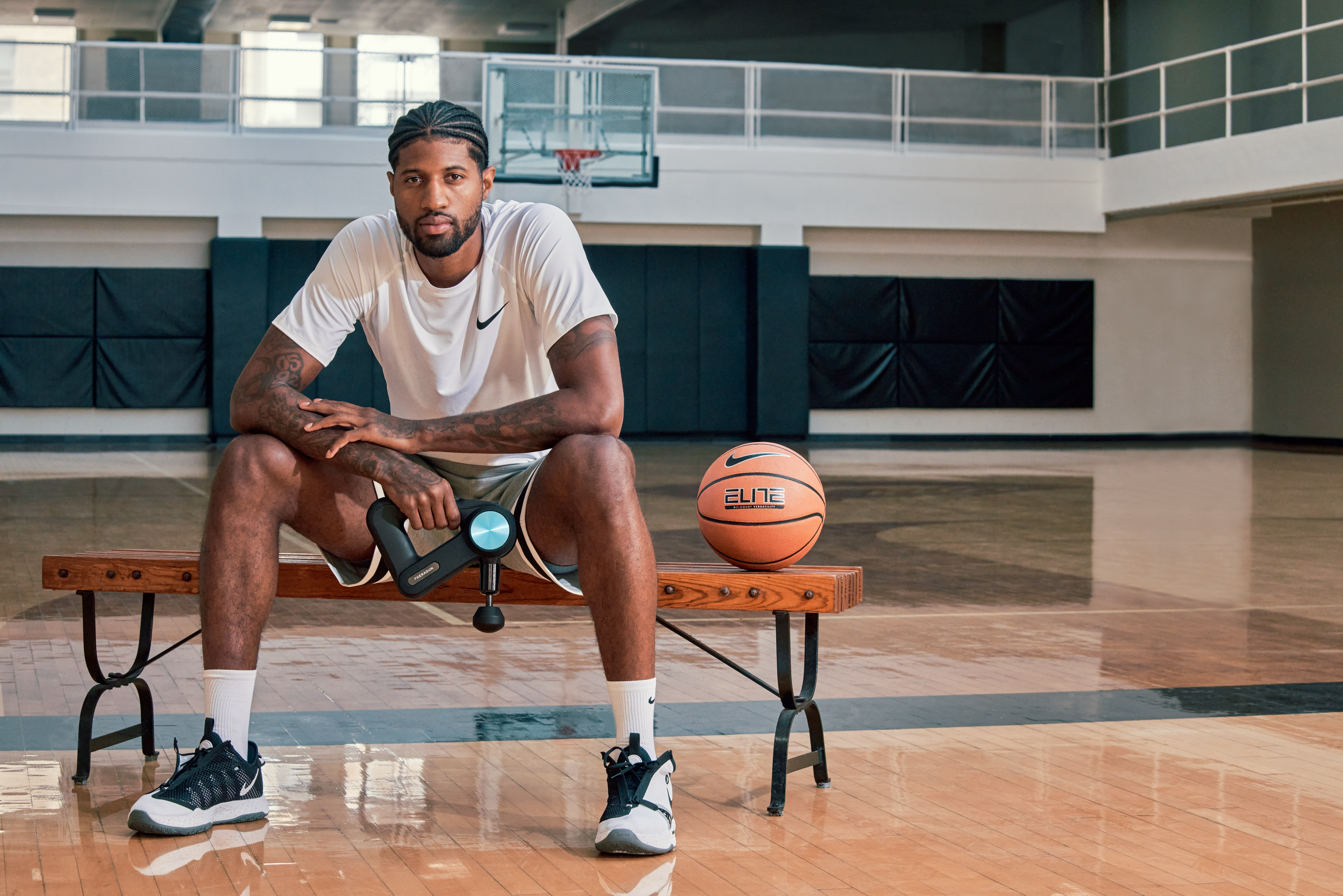 #ChangeTheWay You Amplify — Paul George